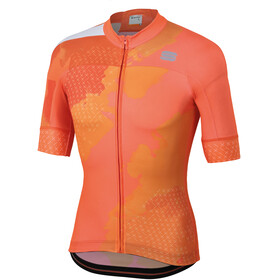 Sportful Bodyfit Team 2.0 Dolomia Kortermede Sykkeltrøyer Herre Orange